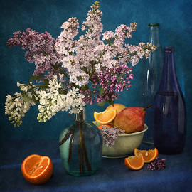 Nikolay Panov - Lilacs and Oranges