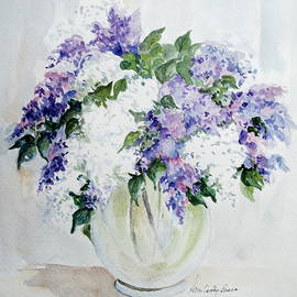 April McCarthy-Braca - Lilacs for Mother
