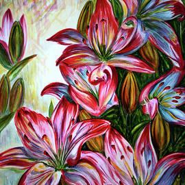 Harsh Malik - Lilies