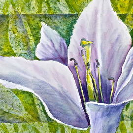 Carolyn Rosenberger - Lily in Purple