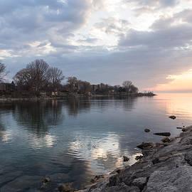 Georgia Mizuleva - Limpid - Crystal Clear Peaceful Waterfront Sunrise