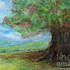 Anna Folkartanna Maciejewska-Dyba  - Linden Trees