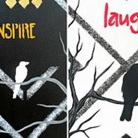 JoNeL Art - Line and Design Birdies
