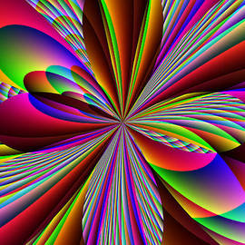 Jeanette Spillman - Lines of Fun