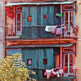 Claude LeTien - Lisbon Balconies 2