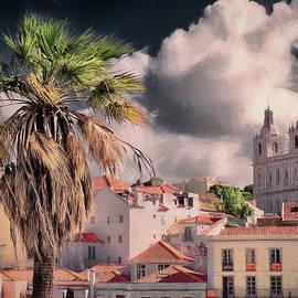 Claude LeTien - Lisbon Cityscape 4