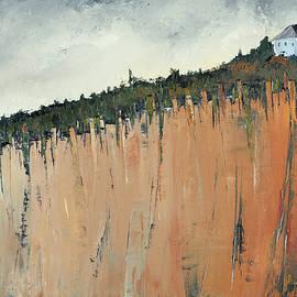 Carolyn Doe - Little Blue house on the cliff