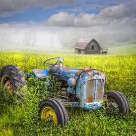 Debra and Dave Vanderlaan - Little Blue Tractor