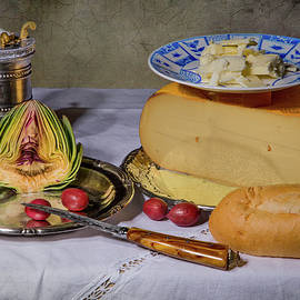 Levin Rodriguez - Little Breakfast with Cheese and Artichoke