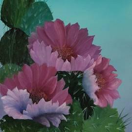 Louise Williams - Little Cactus on the Prairie