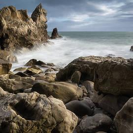 Bradley Hebdon - Little Corona Del Mar Beach