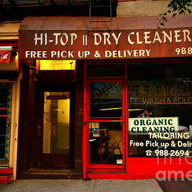 Miriam Danar - Little Dry Cleaner That Could - Old Buildings of New York