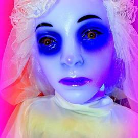 Ed Weidman - Little Girl Ghost #1