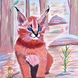 Phyllis Kaltenbach - Little Lynx