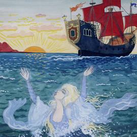 Little Mermaid - Lorenz Frolich