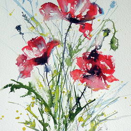 Little poppies II - Kovacs Anna Brigitta