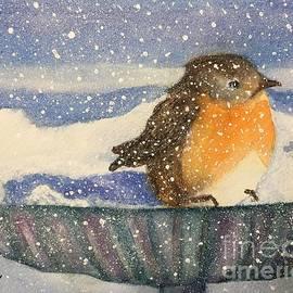 Sue Carmony - Little Snow Robin