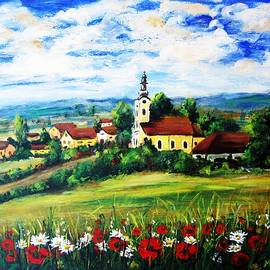 Vesna Martinjak - Little village
