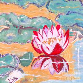 Phyllis Kaltenbach - Little Water Lilly