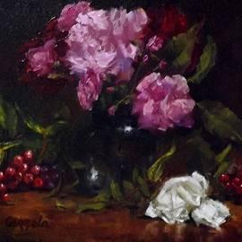 Carmela Brennan - Little White Roses