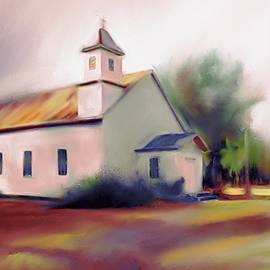 Jennifer Buerkle - Little Zion Church