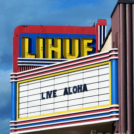 Catherine Sherman - Live Aloha Lihue Theater