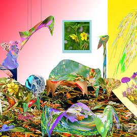 Dorothy Pugh - Living Room for a Nature Lover
