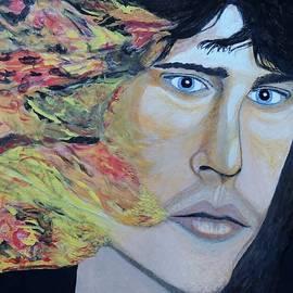Ken Zabel - Lizard king light my fire.Jim Morrison.