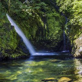Ian Mitchell - Llanberis Waterfall
