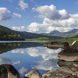 Ian Mitchell - Llyn Mymbyr and Snowdon Panorama