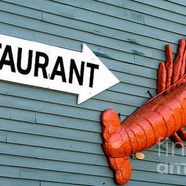 Jerry Fornarotto - Lobster Restaurant