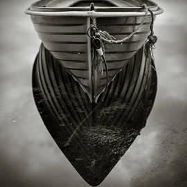 Dave Bowman - Boat Reflection