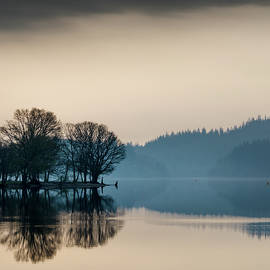 Loch Ard Reflection - Dave Bowman