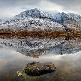 Dave Bowman - Loch Etive Reflection