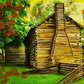 Anne-elizabeth Whiteway - Log Cabin Memories