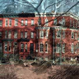 Walter Oliver Neal - Logan Circle Townhouses