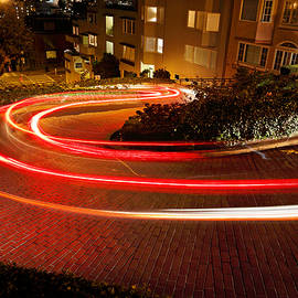 Nicholas Blackwell - Lombard Lights