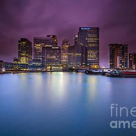 Mariusz Czajkowski - London Canary Wharf