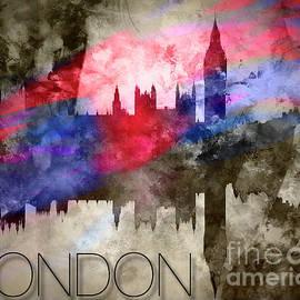 Edmund Nagele - London