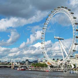 Sinisa CIGLENECKI - London Eye and River Thames