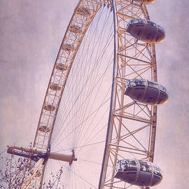 Joan Carroll - London Eye II