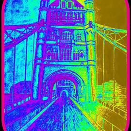 Irving Starr - London Tower Bridge Enhanced