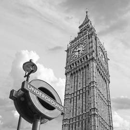 Gill Billington - London Underground