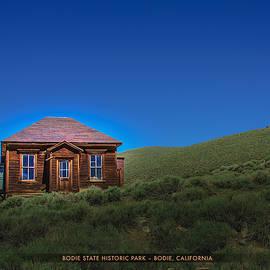 Felipe Sanchez - Lone House at Bodie