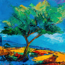 Elise Palmigiani - Lonely Olive Tree