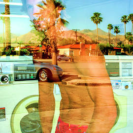 William Dey - LONESOME LAUNDERER Palm Springs