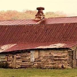 Beverly Canterbury - Long Barn In Autumn