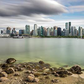 Pierre Leclerc Photography - Long Exposure of Vancouver City