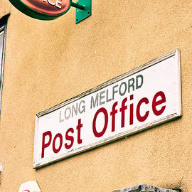 Long Melford Post  Office - Tom Gowanlock