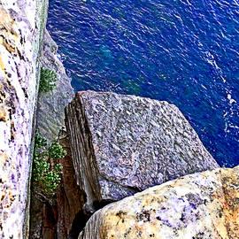 Miroslava Jurcik - Looking Down The Cliff